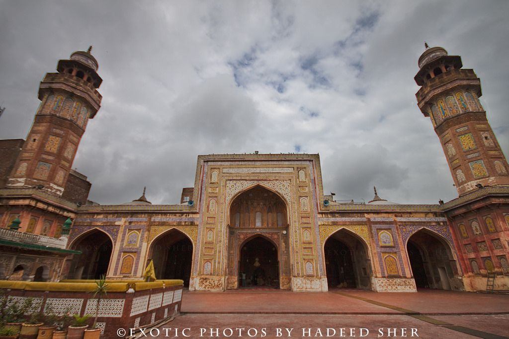 https://flic.kr/p/yayTCS | Masjid Wazir Khan | The marvel of Mughal Architecture XLIV | ©2015- Exotic photos by Hadeed Sher   Tumblr | Pinterest | FACEBOOK | Blogger | Getty