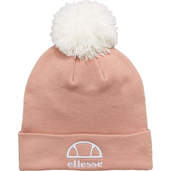 Ellesse Heritage Alezi Bobble Hat (780 RUB) ❤ liked on Polyvore featuring  accessories a8664ff2096