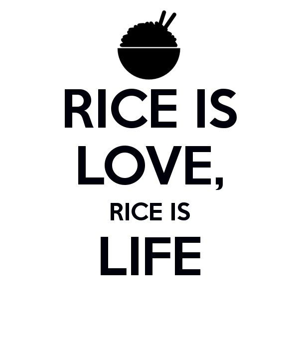 Forget Roti, I Need My Rice Everyday & I Don't Care If It's Making Me 'Sleepy' Or 'Fat'