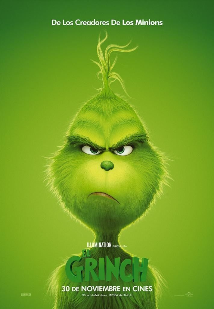 The Grinch Pelicula Completa Eñ Español Latiño Hd Subtitulado The Grinch Movie Grinch Watch The Grinch