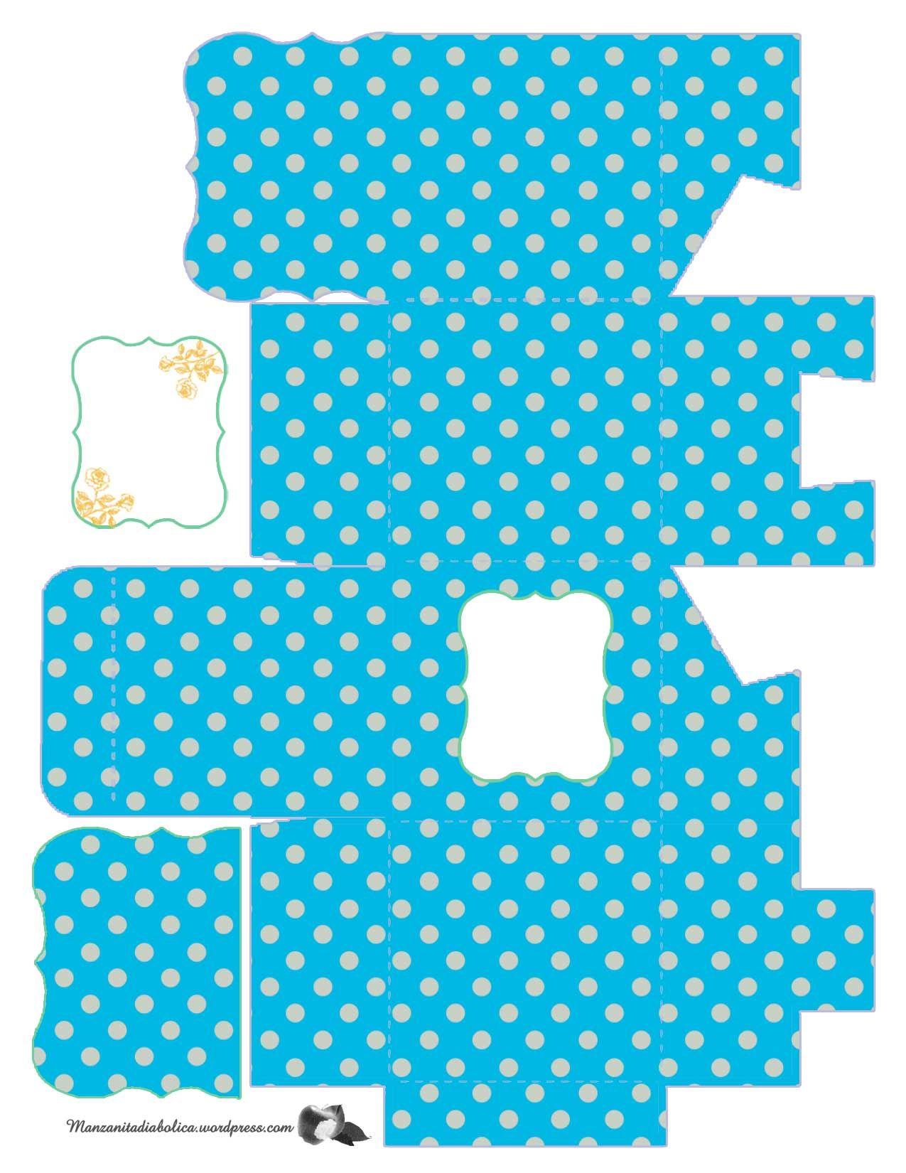 como hacer caja para cupcake individual - Buscar con Google | cajas ...