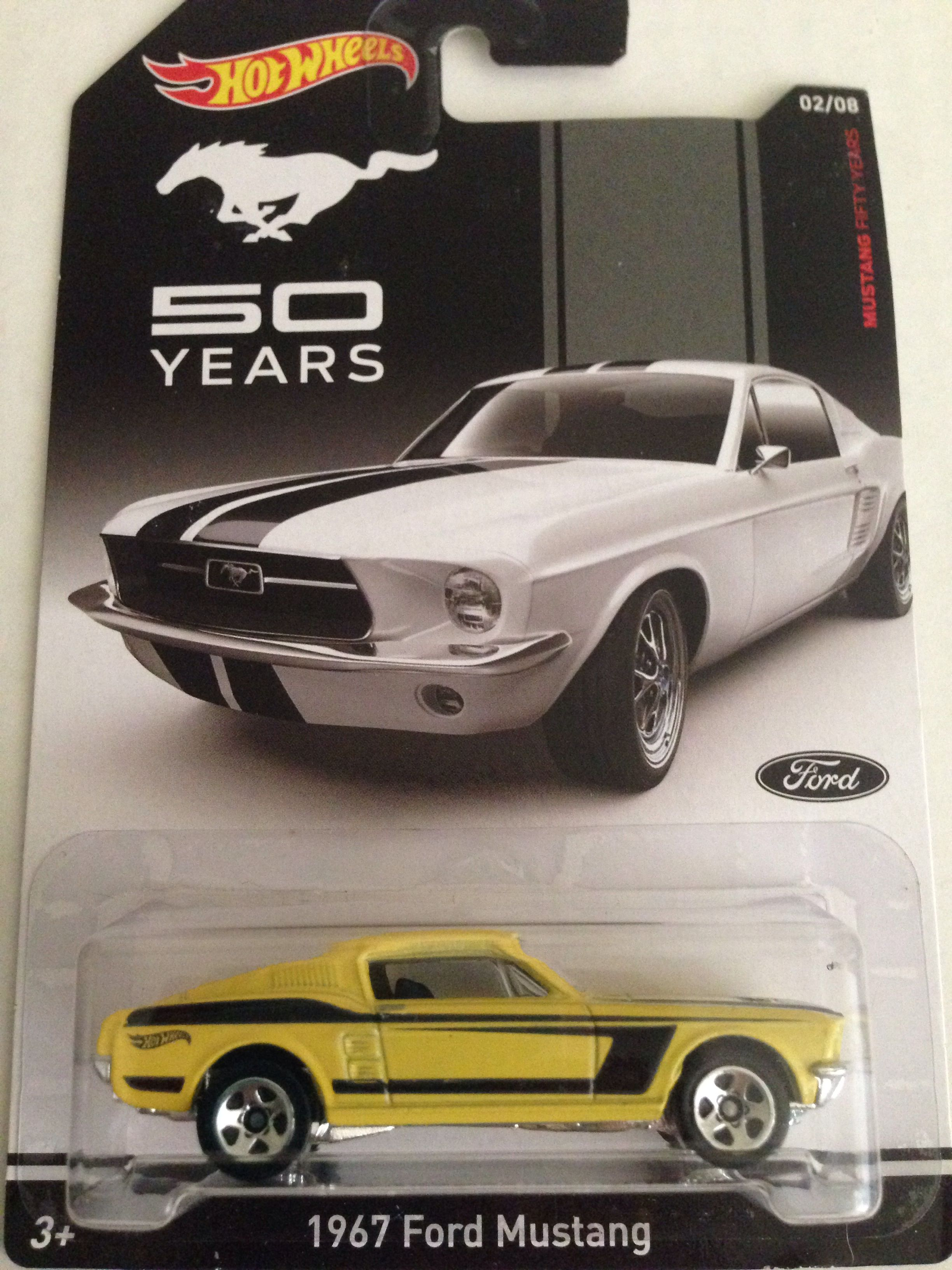 1967 ford mustang hot wheels 2014 mustang 50 years 2 8