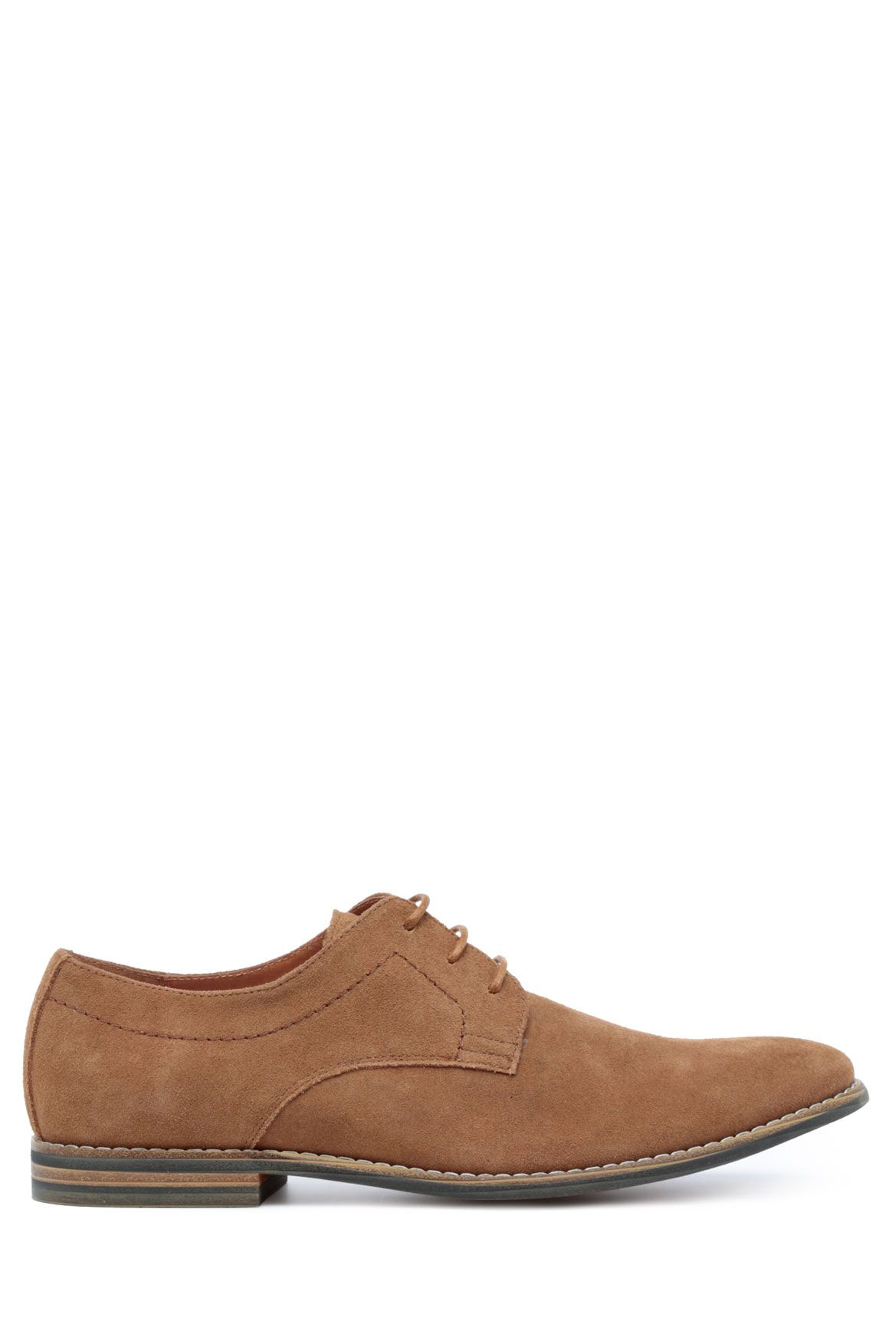 Blaq - Shane Suede Lace Up