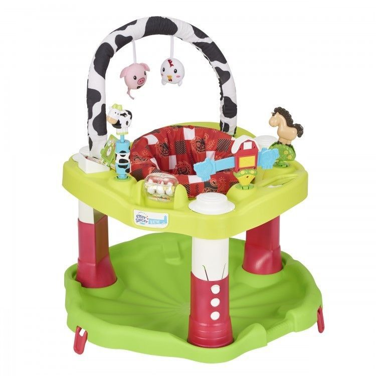 4b4a87afa Baby Activity Center Jumper Toy Gym Infant Toddler Bouncer Fun ...