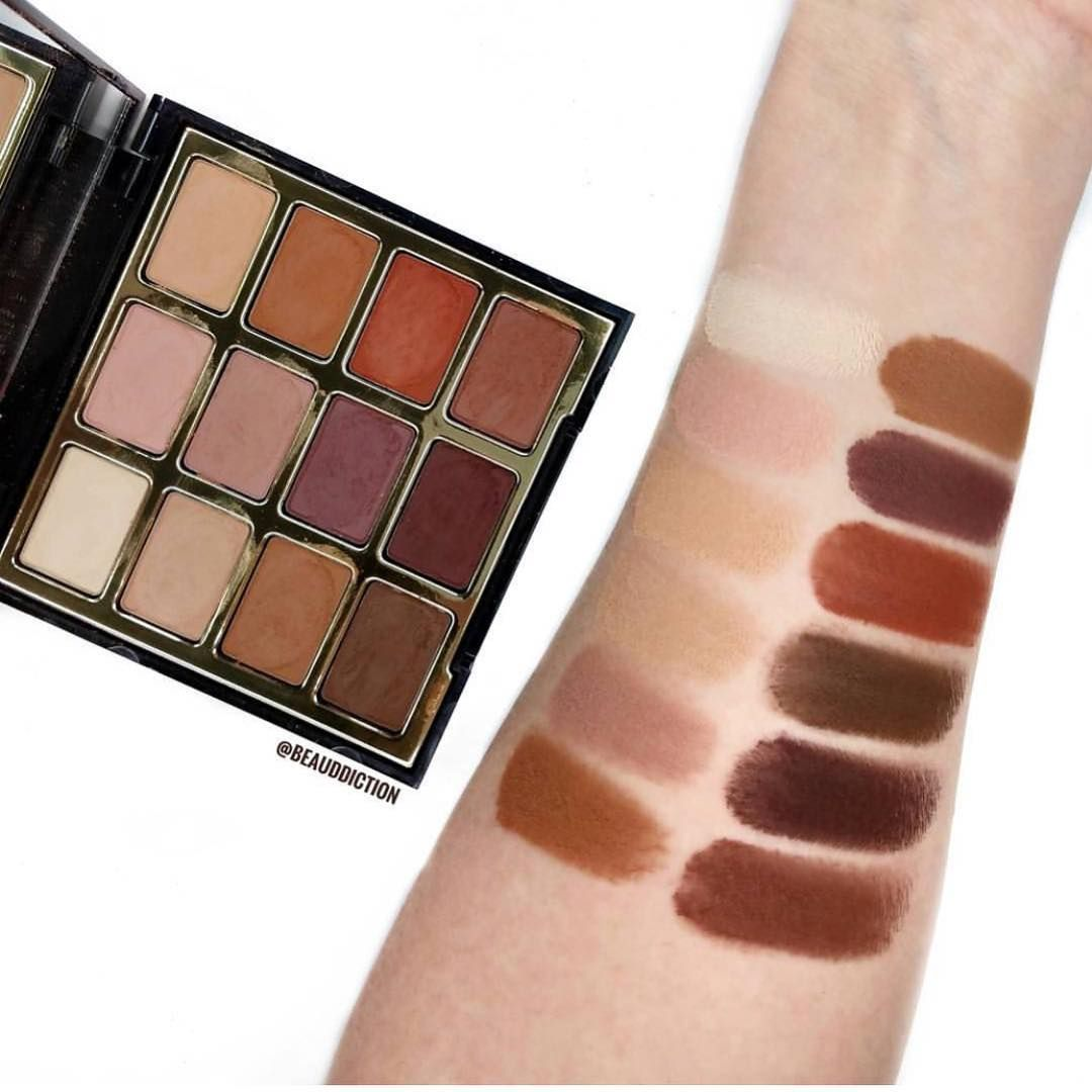 Most Loved Mattes Eyeshadow Palette by Milani #6