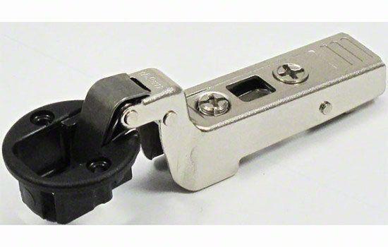 Blum 75t4300 Clip Top Inset Screw On Glass Cabinet Door Hinge With