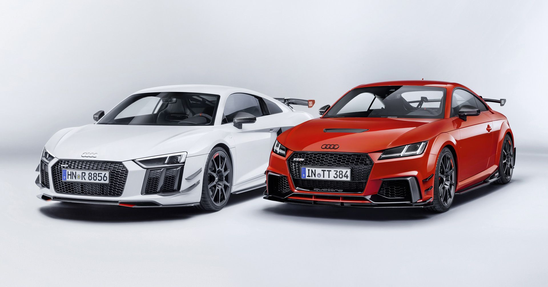 Audi Sport Performance Parts Make Your Audi R8 Or Tt Look Like