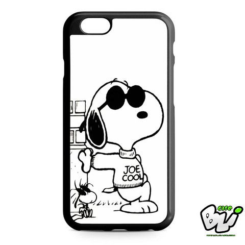 Cute Cool Snoopy Iphone 6 Case