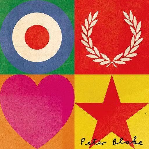 Illustrators Peter Blake Illustrators Pop Art