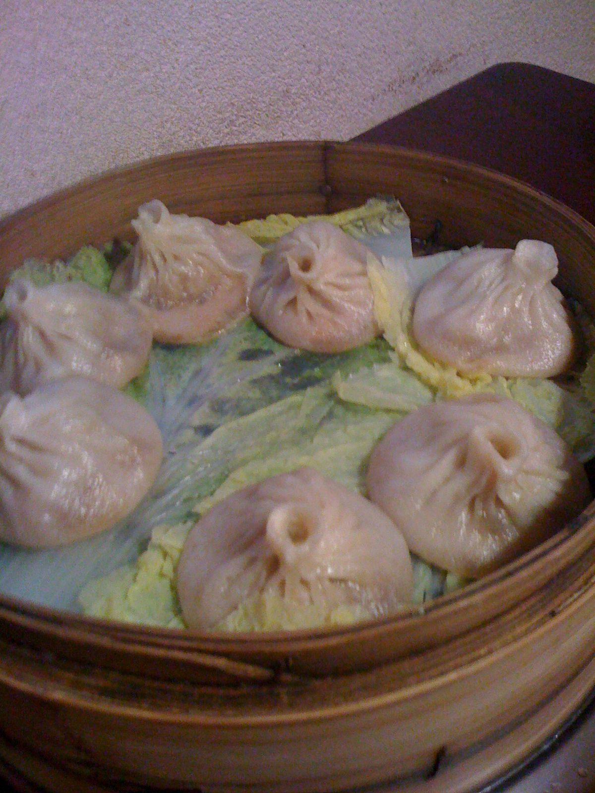 Shanghi Cafe, NYC soup dumplings... THE BEST!!