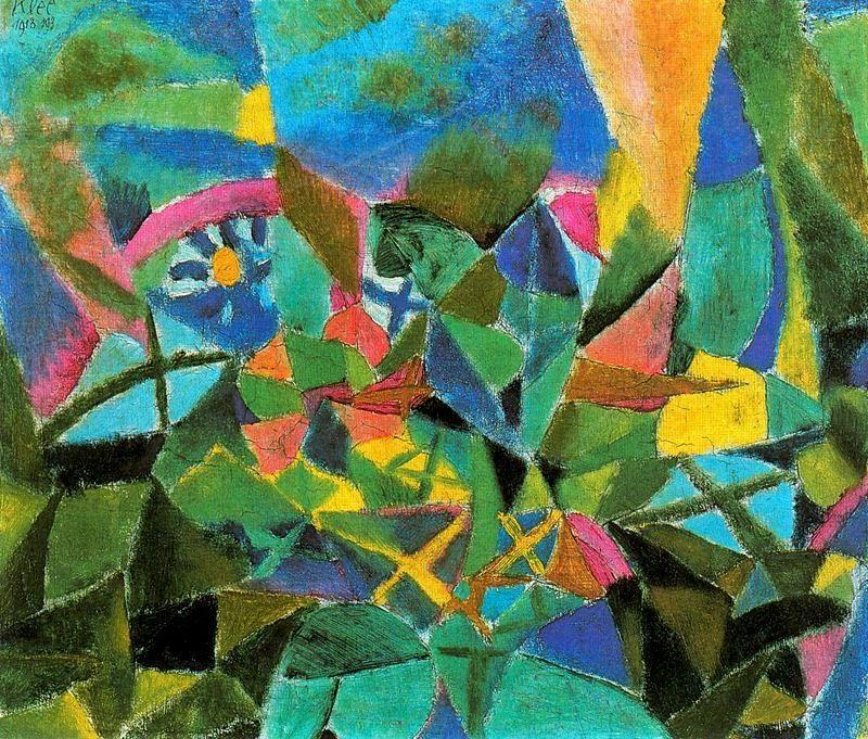 Pin On Paul Klee