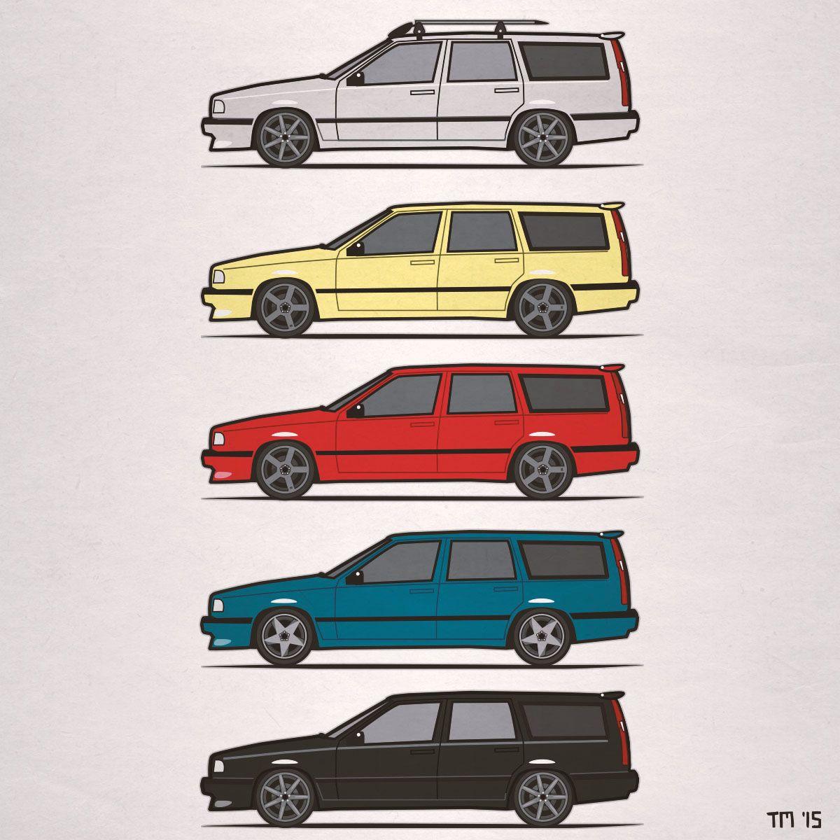 volvo r r turbo wagons tom er monkey crisis on mars volvo 850r 855r turbo wagons tom er monkey crisis on mars carart
