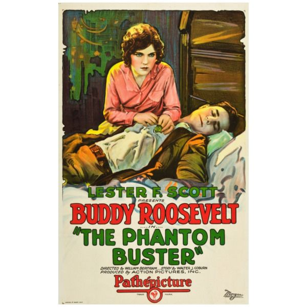 Watch The Phantom Buster Full-Movie Streaming