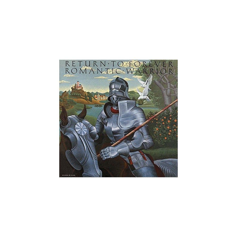 Return to Forever - Romantic Warrior (CD)