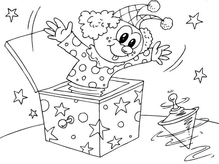Clown Ausmalbild Kinder Fasching Motiv Children Print Carnival Kostenlose Ausmalbilder Ausmalbilder Ausmalbilder Kinder