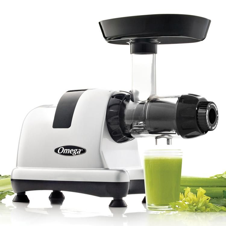 Omega Juicers Your Omega Nutrition System does more than