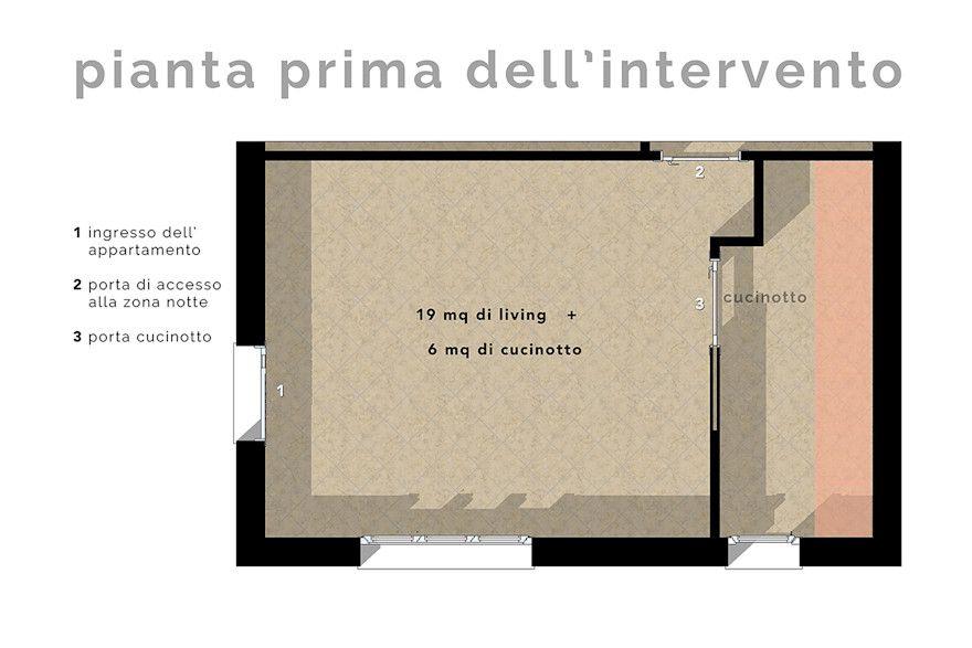 Photo of Arredare il Soggiorno con Librerie in Cartongesso di JFD – Juri Favilli Design   homify