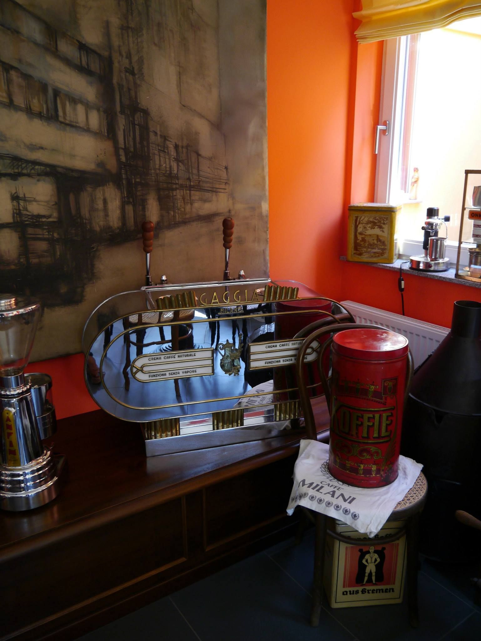 COFFEE MAKERS ☕ KÁVOVARY 에 있는 mvcoffee님의 핀