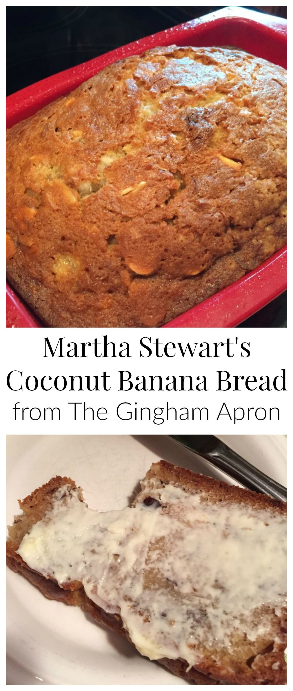 Marthas banana coconut bread and solar eclipse recipe pinterest martha stewarts coconut banana bread absolutely wonderful forumfinder Gallery
