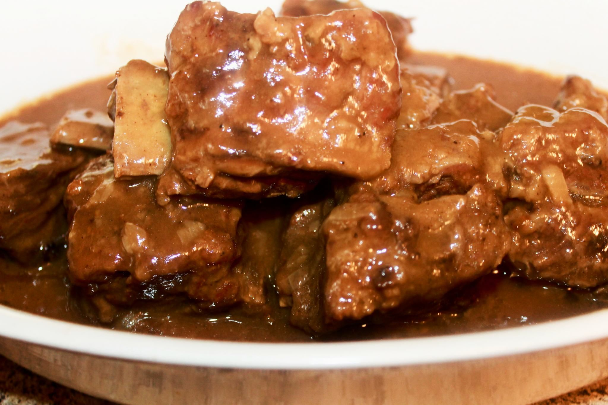 The Best Recipe For Braised Beef Short Ribs Southern Love Lifestyle Recipe Braised Beef Recipes Braised Beef Short Ribs