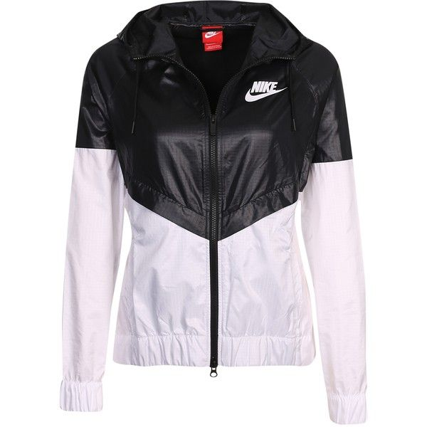 576b6023e3 Nike Nsw Wr Jacket ( 95) ❤ liked on Polyvore featuring activewear ...