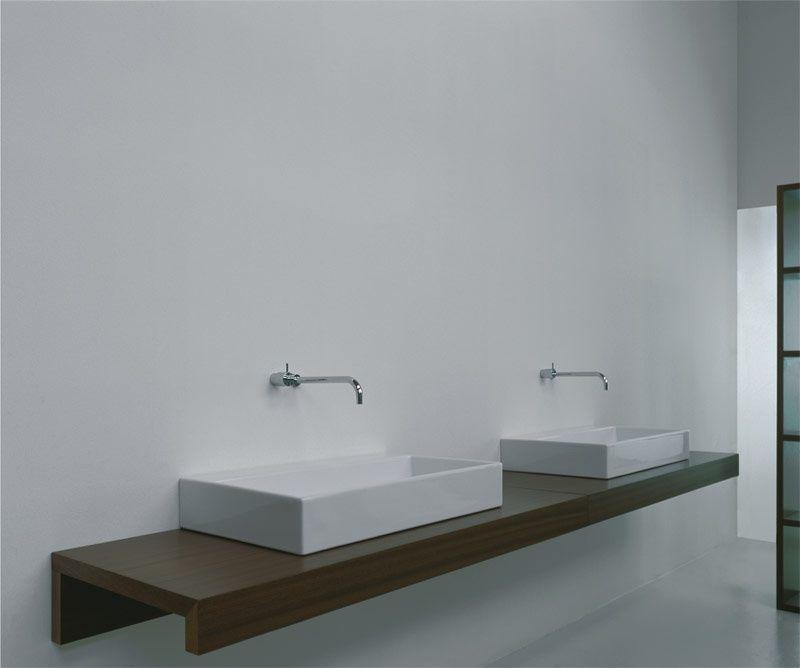 Barcelona Collection Della Linea Lavabi Design Per Il Bagno Di