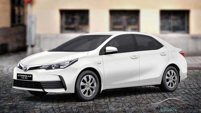 New Corolla XLi 2018 features, price and specifications