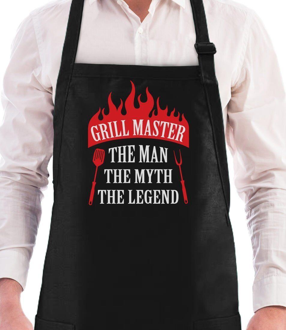 Novelty Kitchen Apron Male Happy Birthday Gifts for Men /& Women Brand new