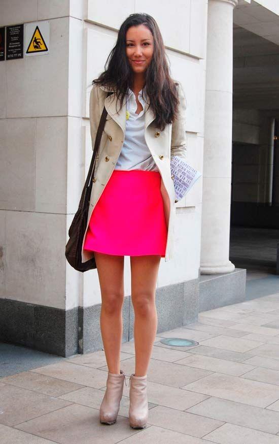 Best skirt styles for petite women — photo 5