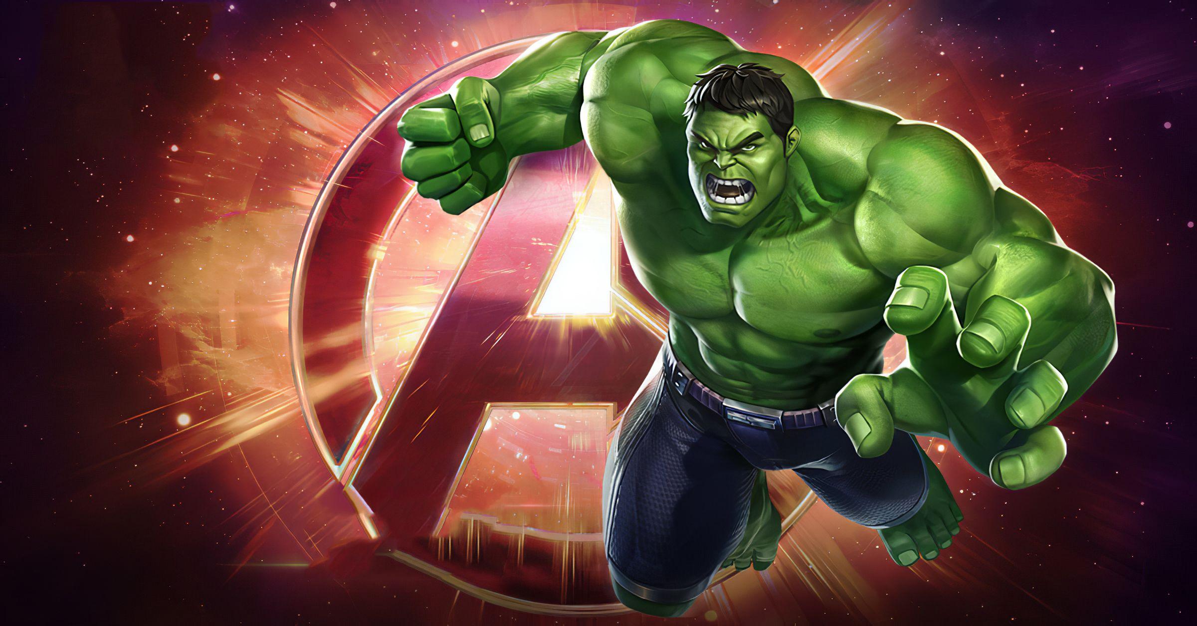 Beautiful Hulk Game Wallpaper