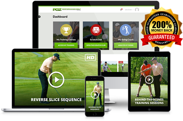 Lesson 1 The Reverse Slice Sequence Performance Golf Zone Golf Zone Reverse Golf