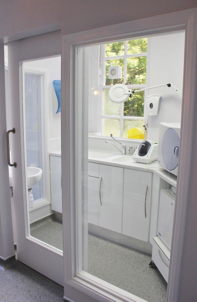 dental decontamination room design Hague dental can help find you