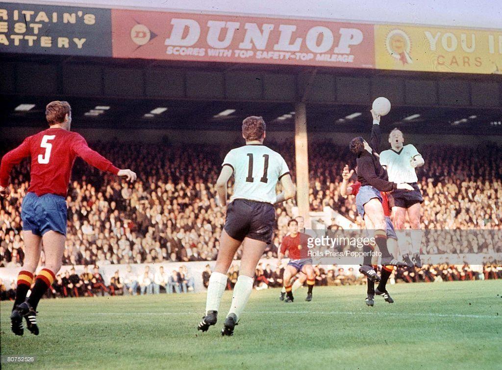 World Cup Finals, 1966, Birmingham, England, 20th July, 1966