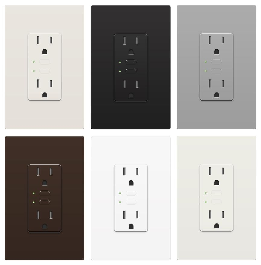 14 switches and sockets fit for a smart home (pictures) | Walls and ...