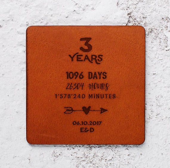 Third year anniversary gift leather gift for anniversary 3 do third year anniversary gift leather gift for anniversary 3 solutioingenieria Image collections