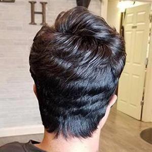 86 cute short pixie haircuts in 2020  short straight hair
