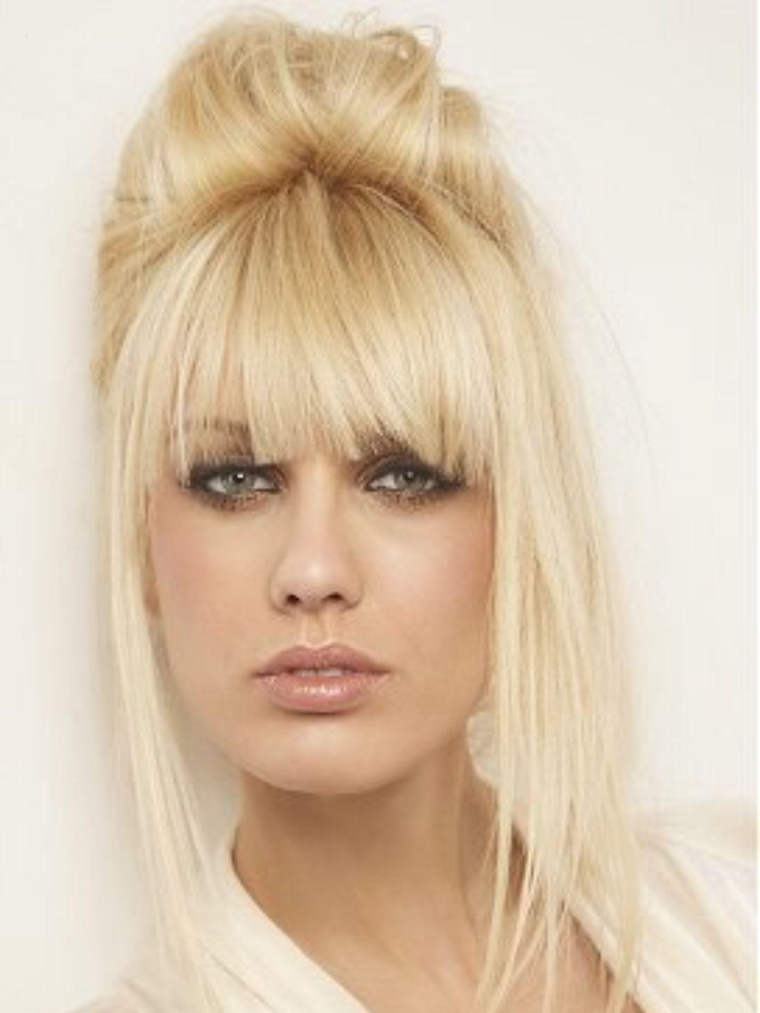 Pin By Alexxa Holloway On Bouffants Updos Big Hair Pinterest