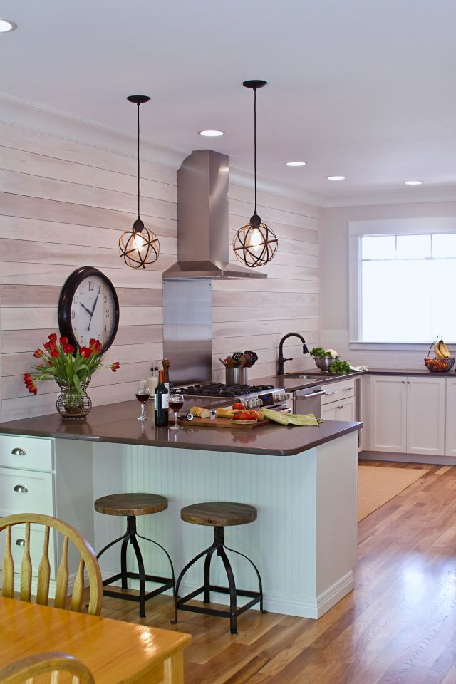 MOUSER CABINETRY CENTRA KITCHEN PAINTED WHITE LINEN