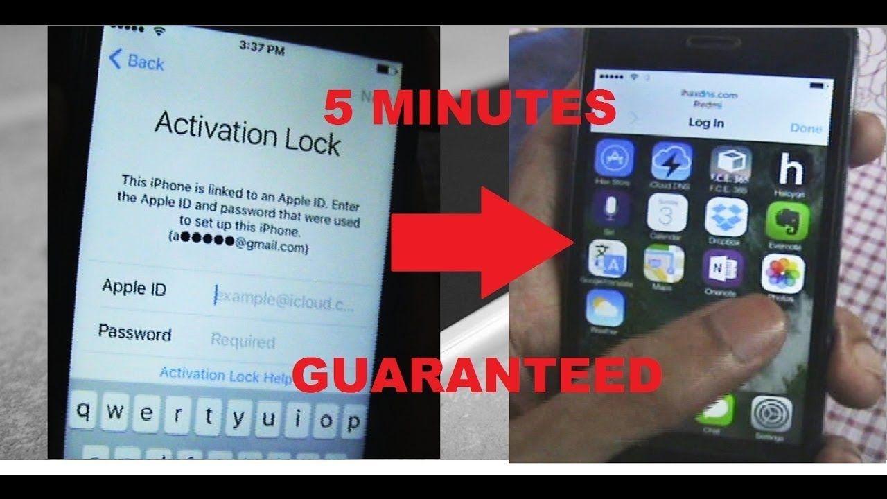 Unlock & Remove iCloud Apple iphone any IOS Unlock