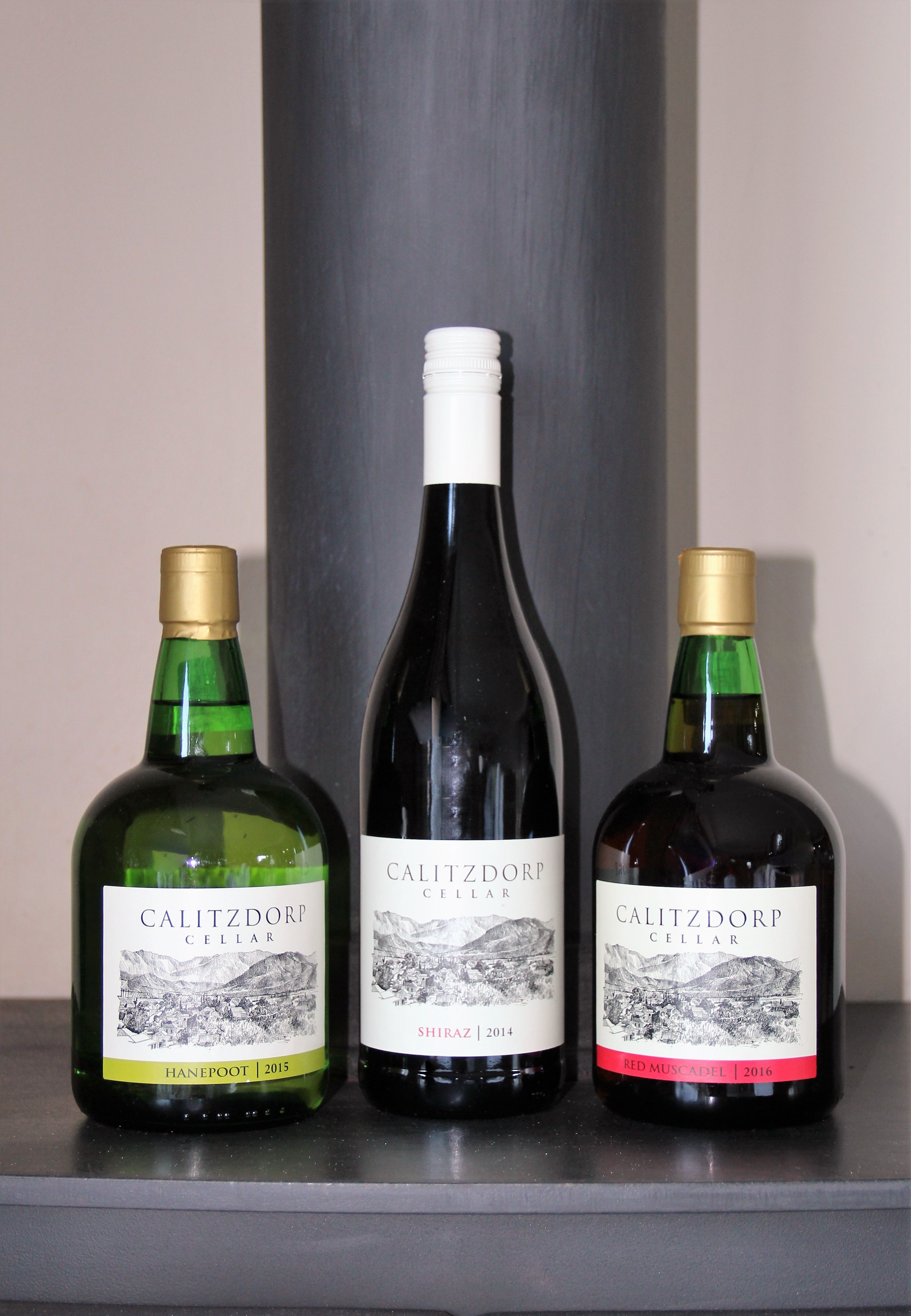 Caliztdorp Winery The Calitzdorp Area Is Well Known For Its
