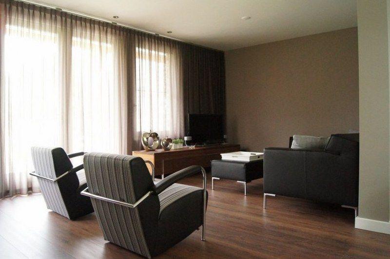 veluwseinterieurarchitect aardetinten interieur - Stijlvol en strak ...