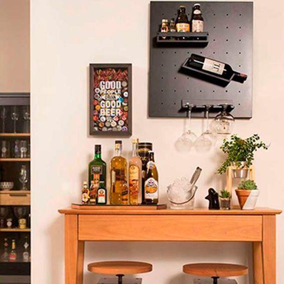 Mini Bar Para Salas Pequenas 3 Inspiracao Barzinho Para Sala