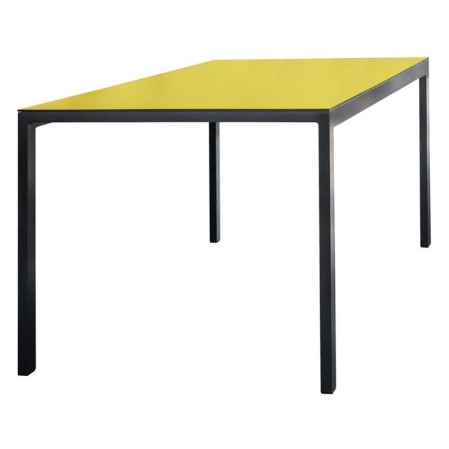 Table De Jardin Rectangulaire Egoe Cora Ral