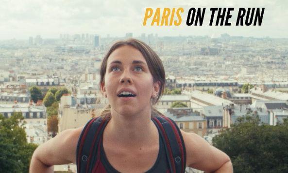 Un curioso #cortometraje Paris on the run  Cine radio y televisión cortometraje proZesa video