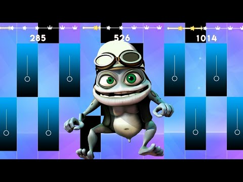 Axel F In Magic Tiles 3 Crazy Frog Cover Youtube Magic Frog Song List
