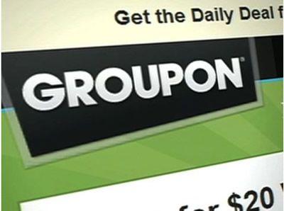 groupon company news
