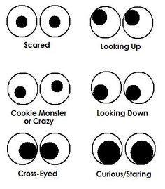 Felt Owl Template Printable Googly Eyes   Appliques on Pinterest