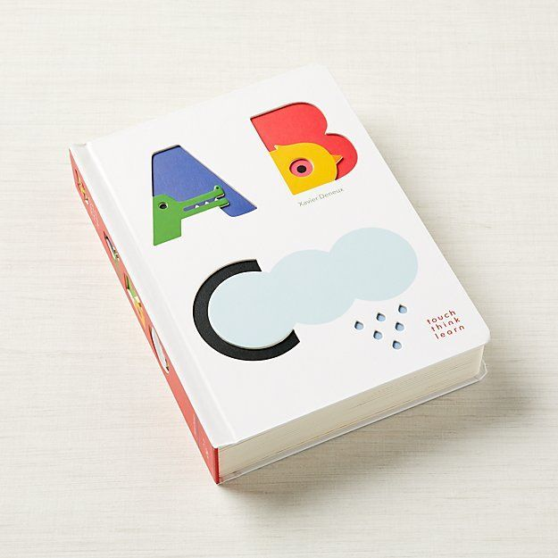 ABC Touch Think Learn + Reviews Crate and Barrel