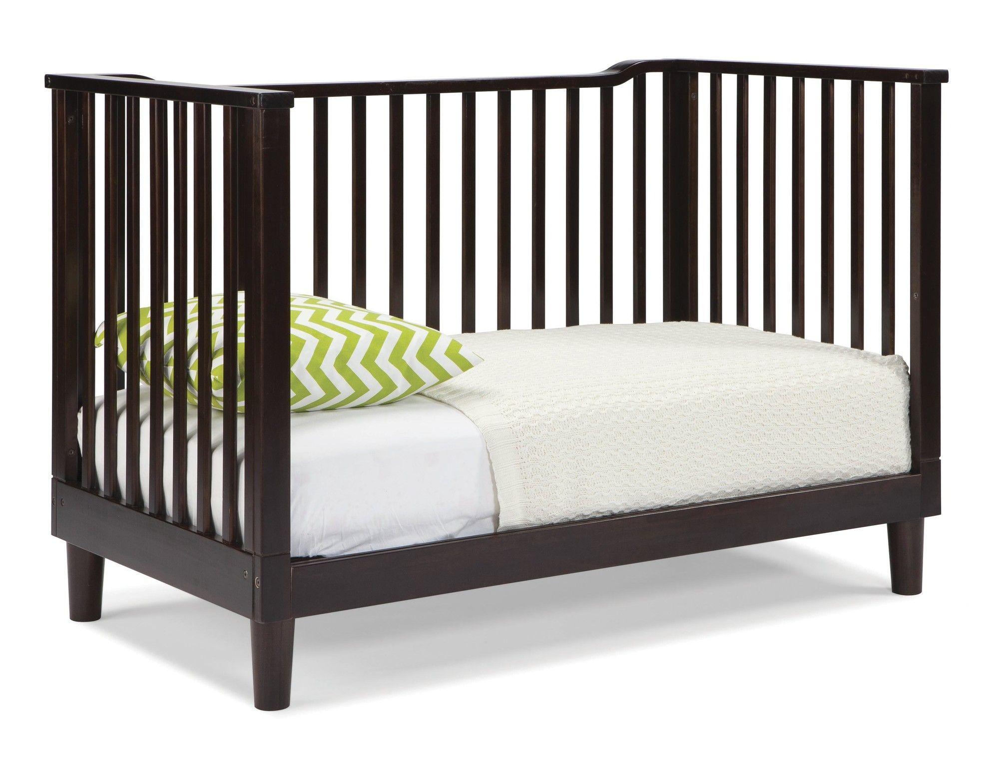 Stork craft crib reviews - Storkcraft Santino 3 In 1 Fixed Side Convertible Crib Reviews Wayfair
