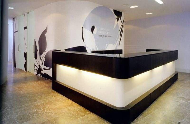 Modern Commercial Beauty Parlour Beauty Salon Reception